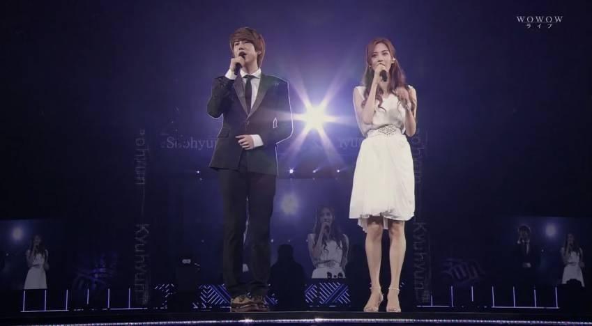 "Kyuhyun ve Seohyun ""G�ne�i Kucaklayan Ay""�n M�zikal Versiyonunda Oynayacak /// 26.11.13"